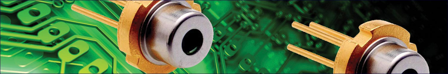 Osram direct green laser diodes